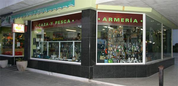 Fotografía de la empresa Armería Las Palmeras - Se abre en ventana nueva