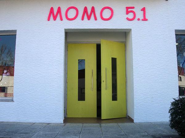 Fotografía de la empresa MOMO 5.1 - Se abre en ventana nueva