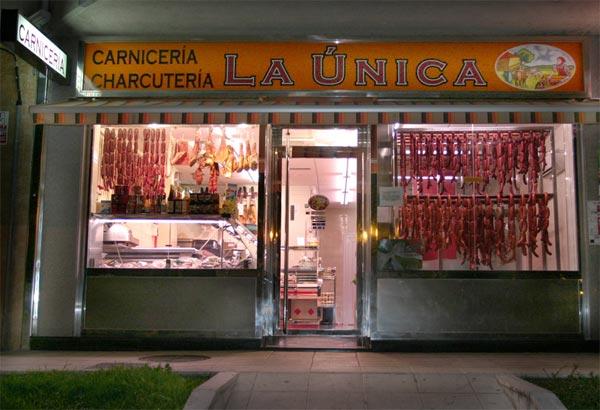 Fotografía de la empresa Carnicería La Única - Se abre en ventana nueva