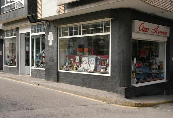 Fotografía de la empresa Casa Severón - Se abre en ventana nueva