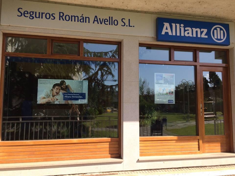 Fotografía de la empresa ALLIANZ SEGUROS NAVIA - ROMÁN AVELLO S.L. - Se abre en ventana nueva