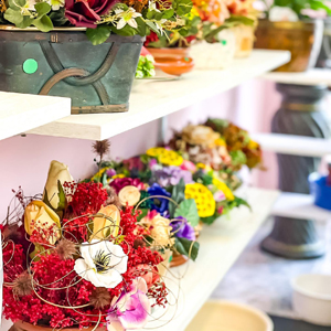 Fotografía de la empresa Amar de flores - Se abre en ventana nueva