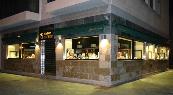 Fotografía de la empresa Joyería Cáceres II - Se abre en ventana nueva