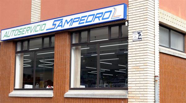 Fotografía de la empresa Supermercados Sampedro - Se abre en ventana nueva