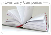 Eventos y Campa�as