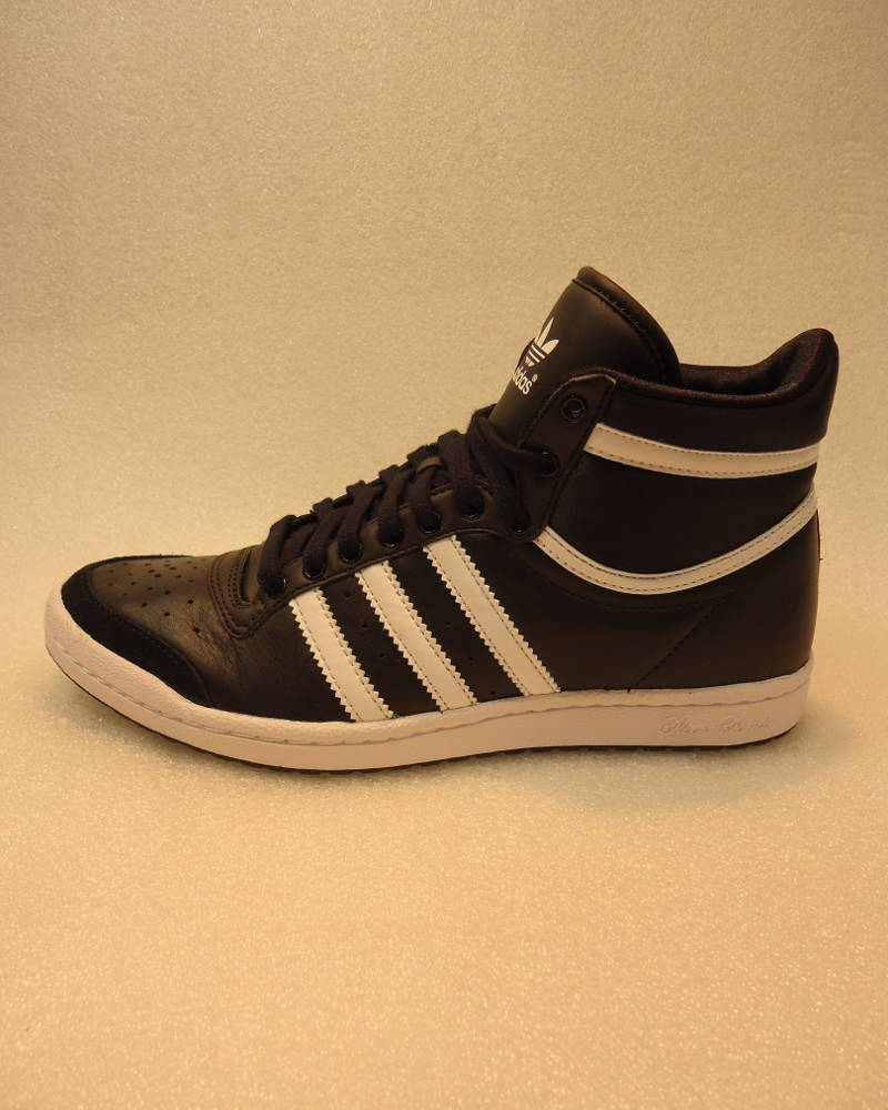 TOP TEN HI SLEEK LEATHER ADIDAS